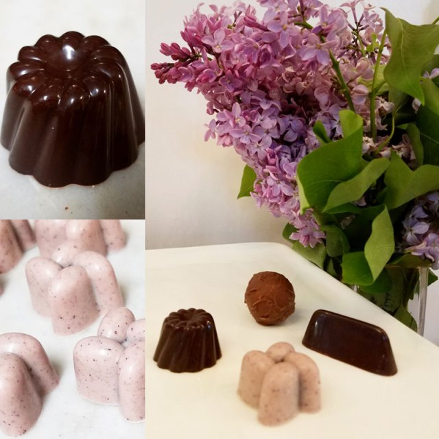 Bespoke Mother's Day Chocolate