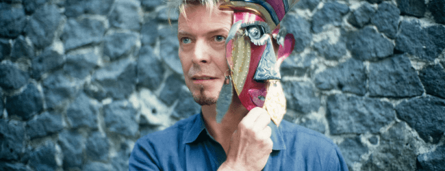 David Bowie: Among The Mexican Masters Exhibition in LA, January 27 – July 1, 2017