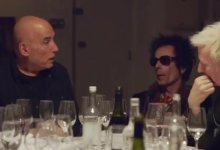 The Last Supper: Slick, Garson, Leonard, Russell and Campbell discuss Bowie