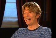 David Bowie, 60 Minutes (2002)