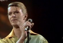 "David Bowie – ""Heroes"" on 'Musikladen' (1978)"