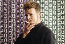 David Bowie Saying His Own Name!