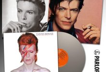 David Bowie's Aladdin Sane reissued on silver vinyl for 45th anniversary!
