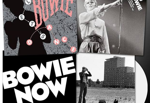 THREE BOWIE DISCS FOR RSD 2018!