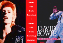 "The Bowie & Bowie Ltd blog. ""John, I'm Only Dancing"" Issue"