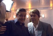 What Happened When Ricky Gervais Met David Bowie | The Graham Norton Show (Feb, 2019)