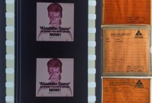 More incredible Bowie items up for auction in May! *Updated with previously unheard demo clips