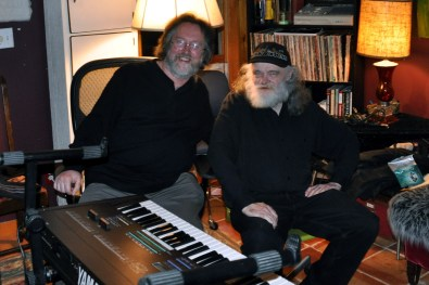 Garth Hudson of The Band