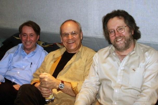 Mark Breslin and Ian Thomas
