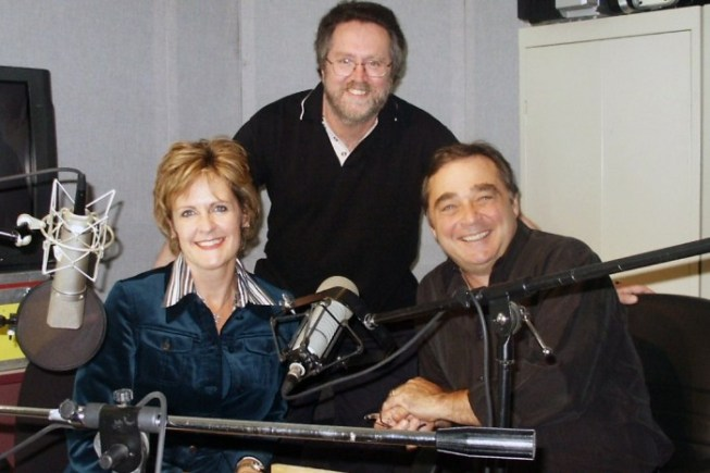 Erin Davis, David Bray and Mike Cooper
