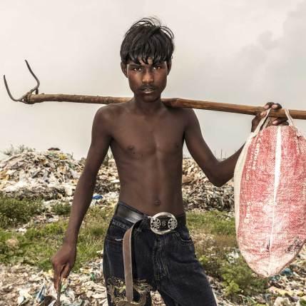 DavidBrunetti | Chittagong landfill