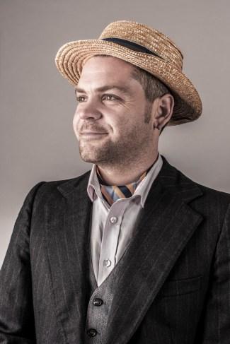 Matt Willis by David Brunetti