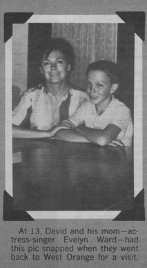 THE EARLY YEARS DAVID CASSIDY FAN SITE