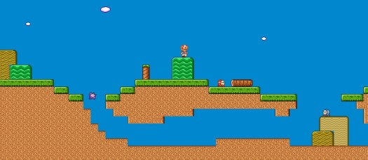 "A screenshot from my ""Toad's Adventure"" Python game."