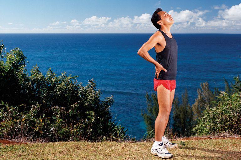 Photo by Gregg Segal for Runners World