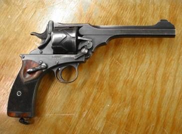 David Charles: English Arms Dealer
