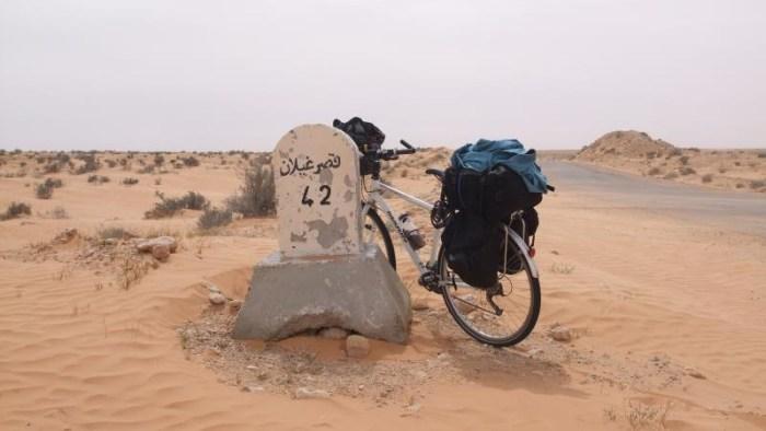 Sahara Cycling