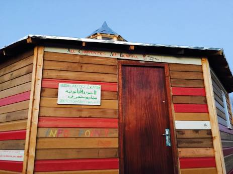Legal advice centre.