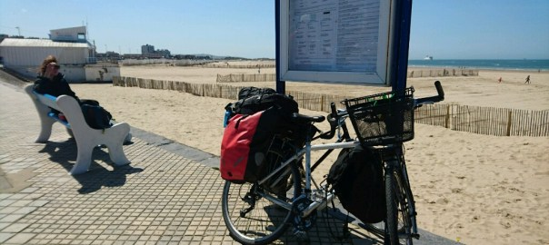 Cycling Towards Syria: Days 1-3