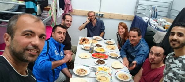 Story of the Day #28: Refugee Hospitality