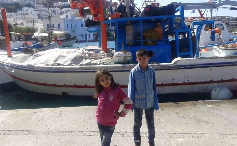 From Syria to Switzerland: Hossam's Journey