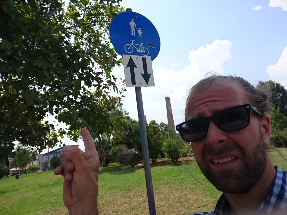 A User's Guide to Cycling in Athens