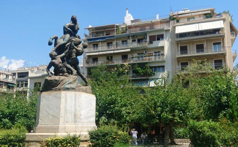 Daily Dérive #1: Agios Panteleimonas ~ Exarcheia