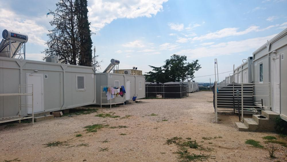 Diavata Camp, Thessaloniki