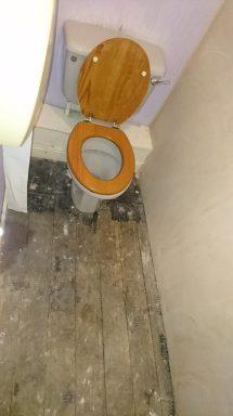 Toilet Black Sheep Abergavenny