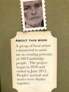 cambridge portrait artists