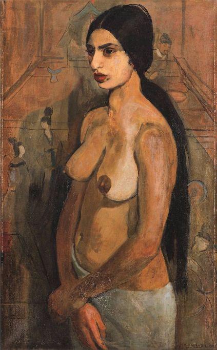 amrita-sher-gil-self-portrait-as-a-tahitian-1934-trivium-art-history