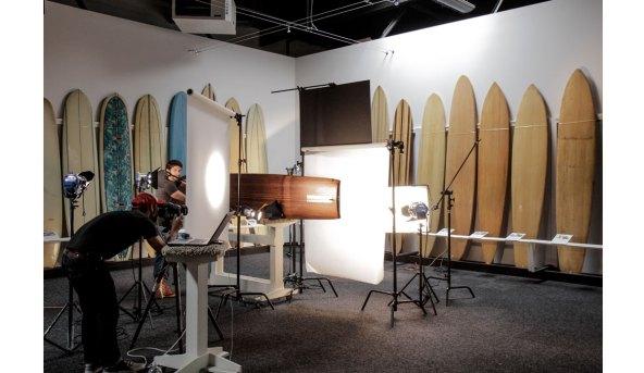fin project surf art