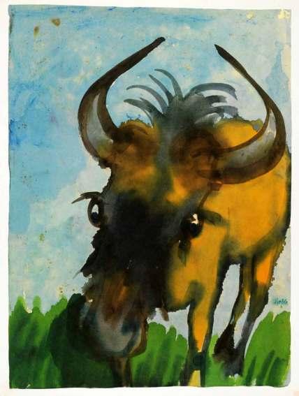 nolde watercolor