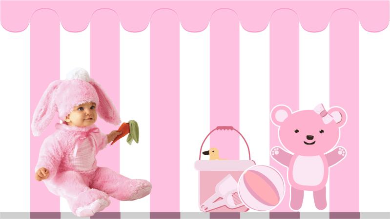 Brinquedos Rosa