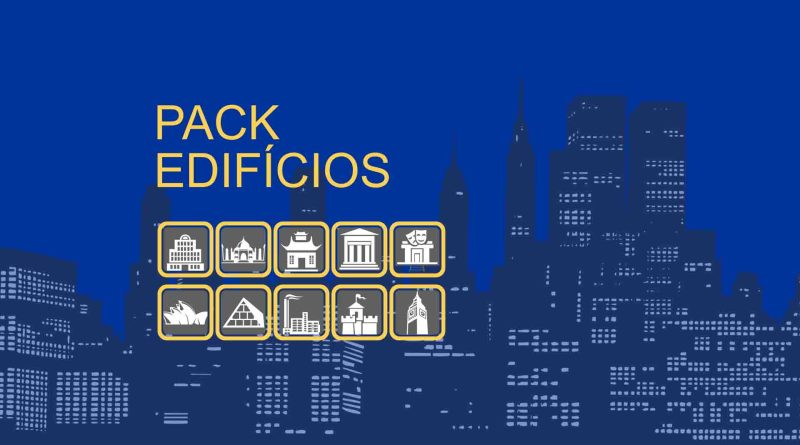 Pack Edifícios
