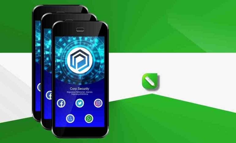 Cartão Digital CorelDraw 2020