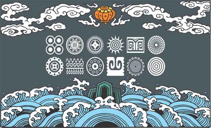 Símbolos e Mandalas – 2021