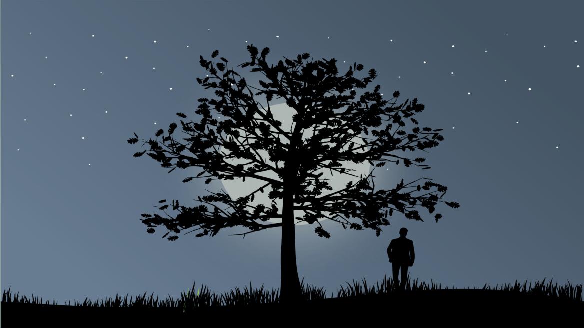 Pintura Digital Noite