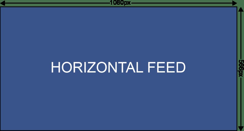 Instagram Feed Horizontal 1080x566