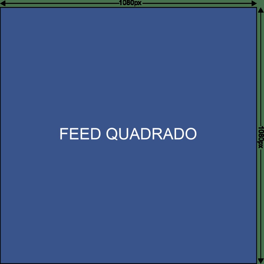 Instagram Feed Quadrado 1080x1080