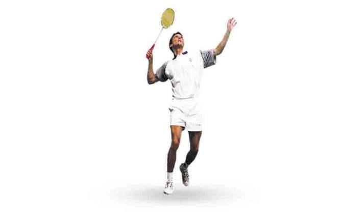 Badminton coleção imagens transparentes PNG