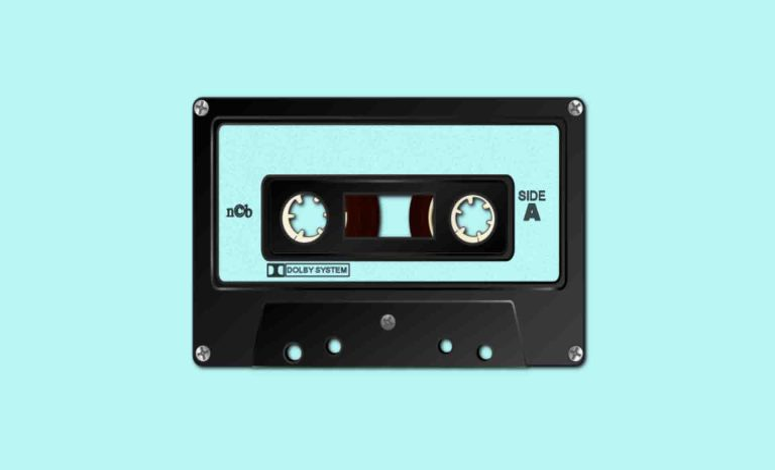 Fita Cassete coleção imagens transparentes PNG