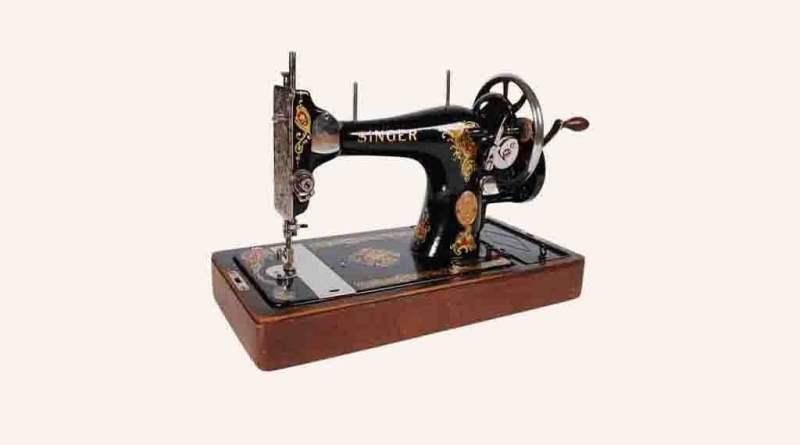 Máquina de Costura PNG