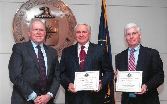 CIA Intelligence Award