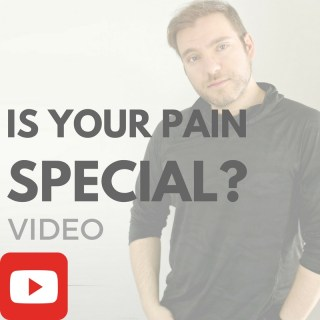 Is Your Pain Special?