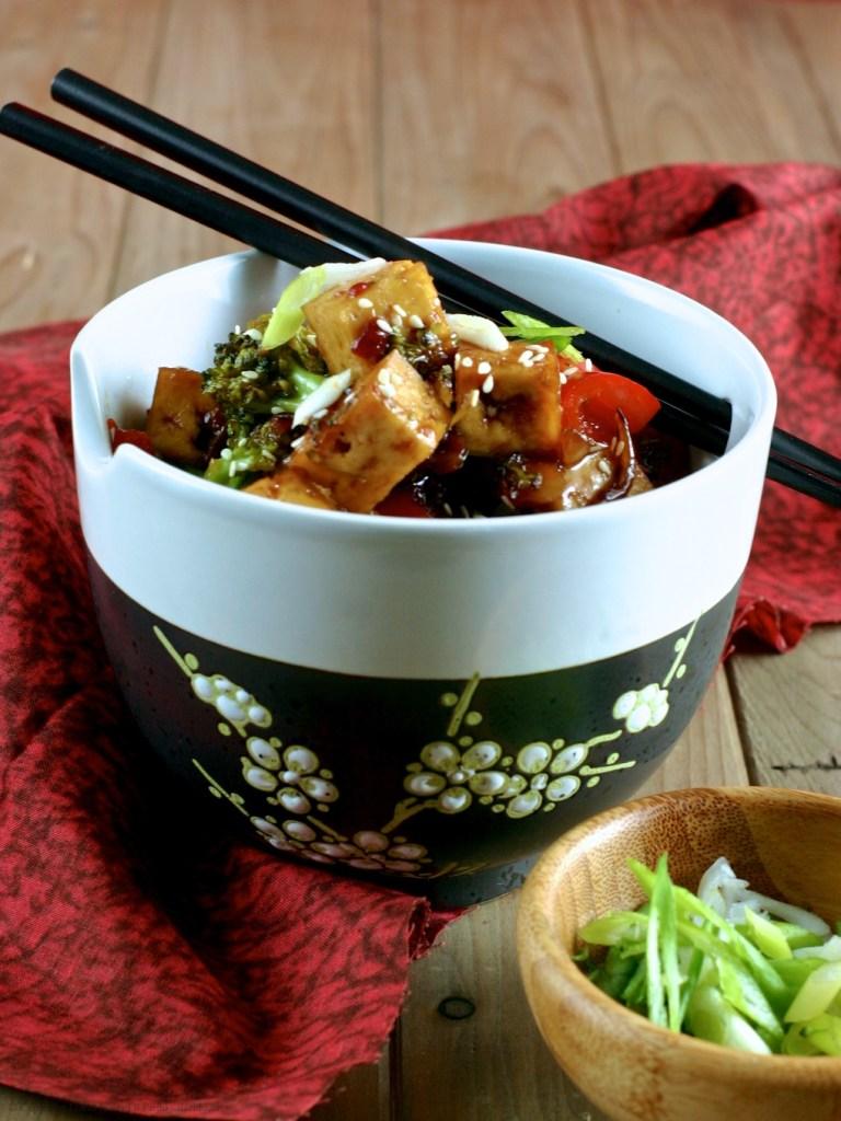 General Tao Tofu