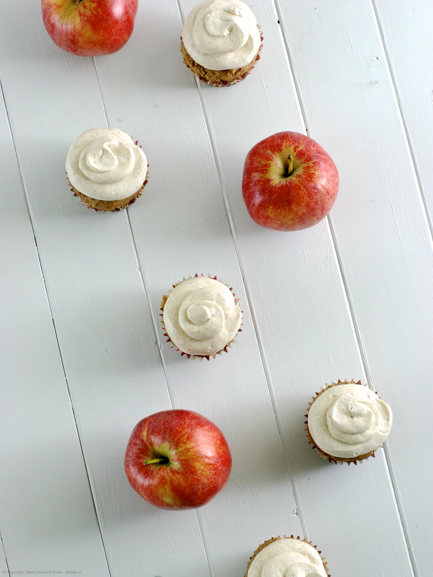 Apple and Cinnamon Cupcake Recipe