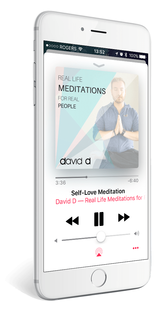 iPhone Meditation