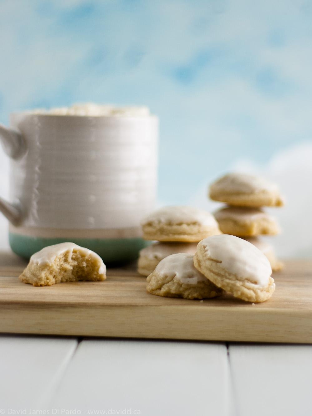 Holiday Nog Cookies