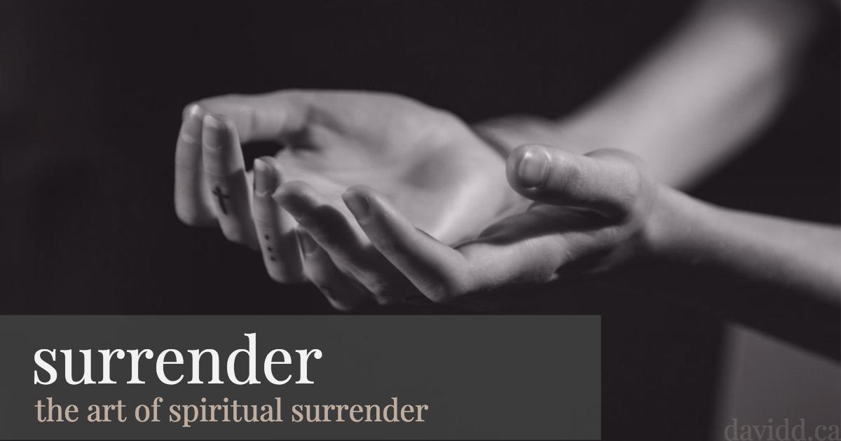 Spiritual Surrender